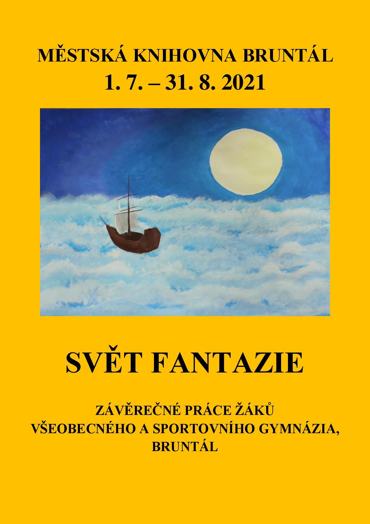 """Výstava """"Svět fantazie"""""""